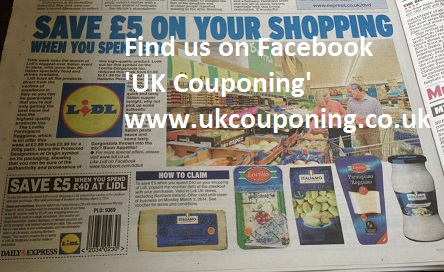 Daily coupons uk