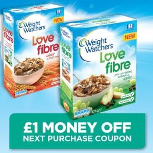 Weight watchers coupons uk