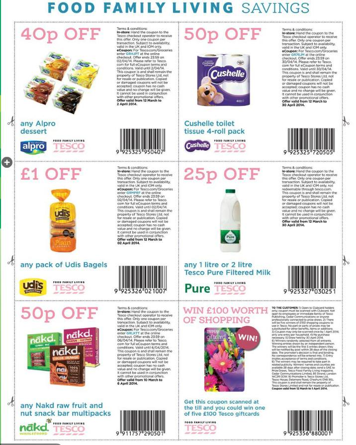 free coupon sites uk