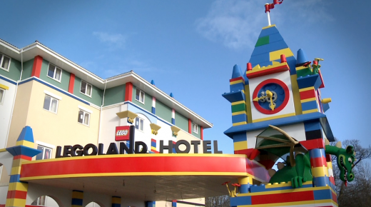 **LEGOLAND WINDSOR HOTEL LOOPHOLE** Visit When The Park Is OPEN For ONLY £90 For A Family Of Four!!