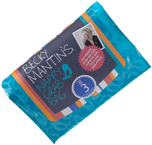 Becky Mantin's Nappy Grab Bag Review