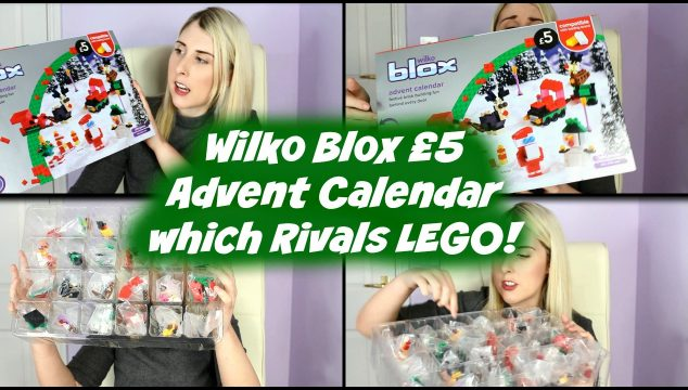 Children's £5 Advent Calendar which Rivals LEGO!!